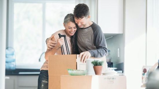 How To Unpack After a Move and Leave Your Home Clutter-Free—for Good