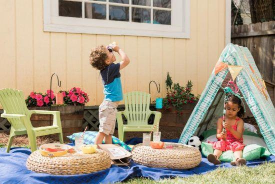 30 Outdoor Activities for Kids