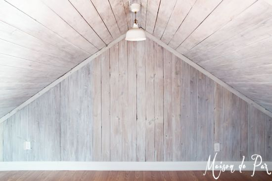 How to Whitewash Wood: Whitewashing and Pickling Techniques