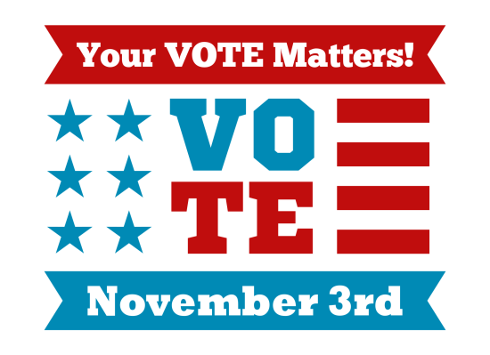 Make Your Vote Count!