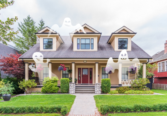 Living with Ghosts – Would You Buy a Haunted House?