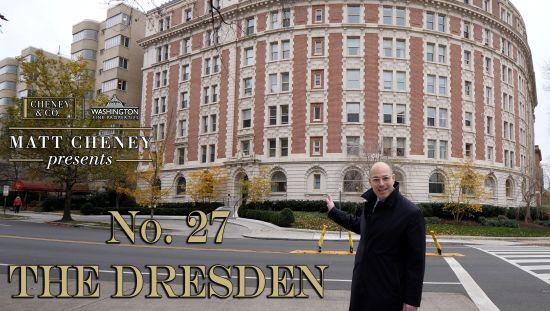 Matt Cheney Presents: 2126 Connecticut Avenue NW, #27 Washington, DC 20008