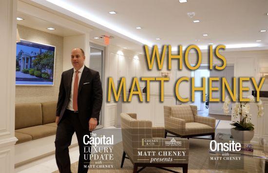 Matt Cheney Realtor Washington Fine Properties – Cheney &Co.