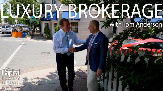Matt chats luxury brokerage with Tom Anderson the President of Washington Fine Properties