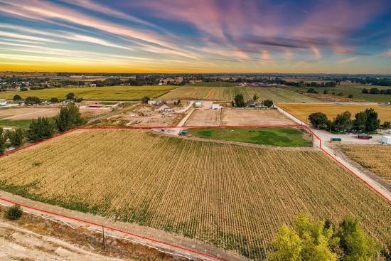 Two Build Permits on 8.85 Acres | Land for Sale in serene and rural South Nampa, Idaho