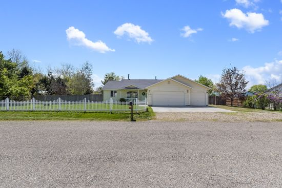 NOW PENDING! Park-Like Ambience | Nampa Home for Sale on .42 Acres