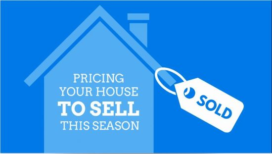 Pricing Your House to Sell this Season