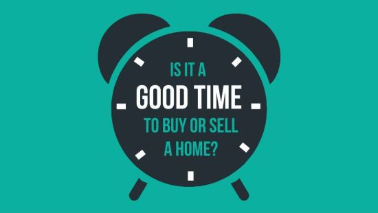 Is It a Good Time to Buy or Sell a Home?