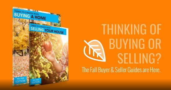 Thinking of Buying or Selling a Home This Fall