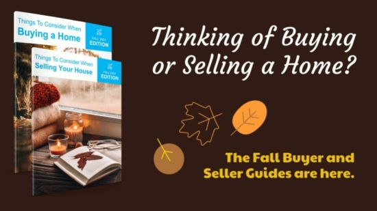 Thinking of Buying or Selling a Home?