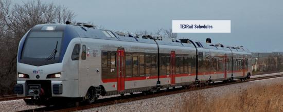 TEXRail-Trinity Metro