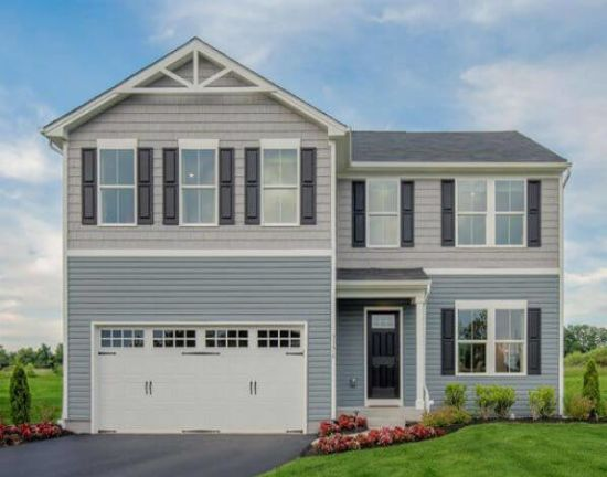 Build Your Dream Home in Ridgely Forest