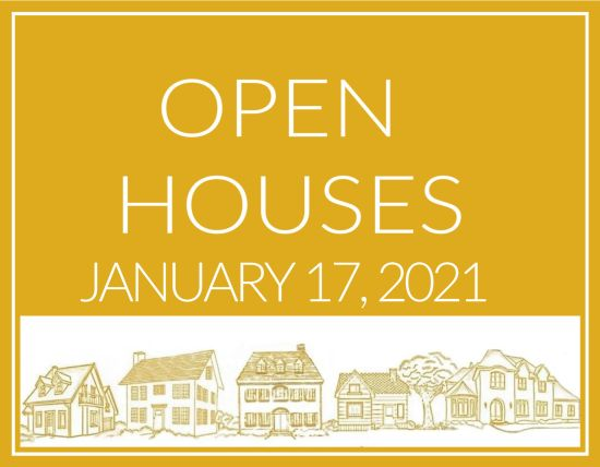 Upcoming Open House
