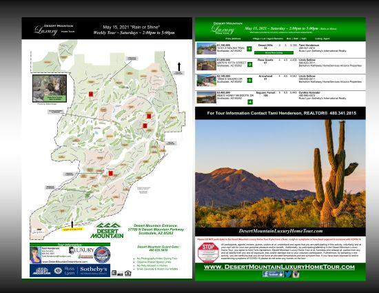 May 15, 2021 Desert Mountain Luxury Home Tour