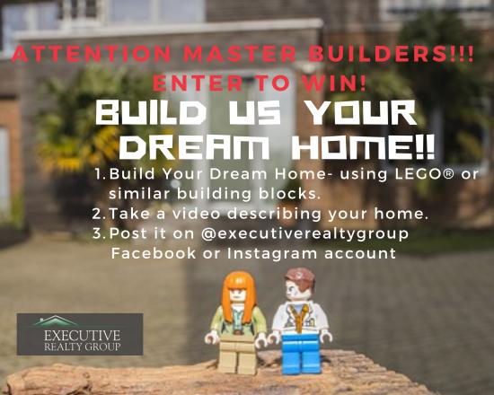 Build Your Dream Home Contest!