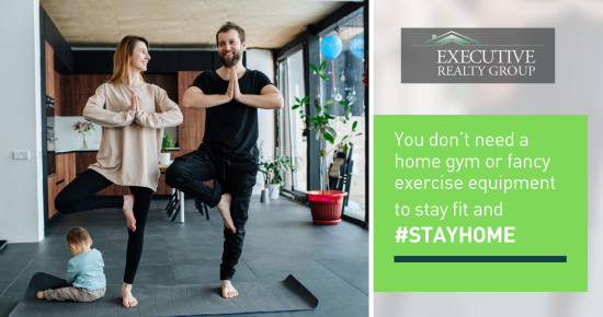 #StayHome A to Z Family Workout!