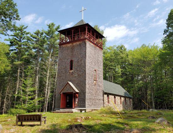 Church on Bear Island