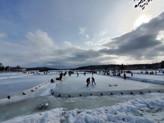 New England Pond Hockey