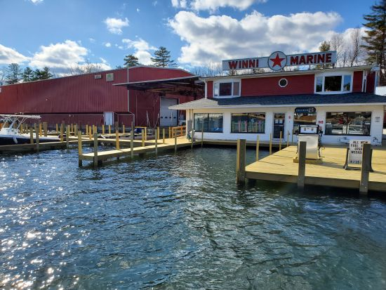 Winni Marine Gas Docks Opening