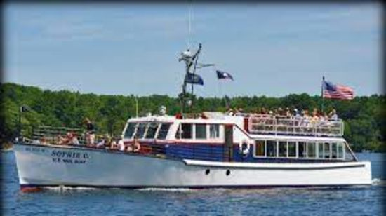 M/V Sophie C Turns 76 This Year