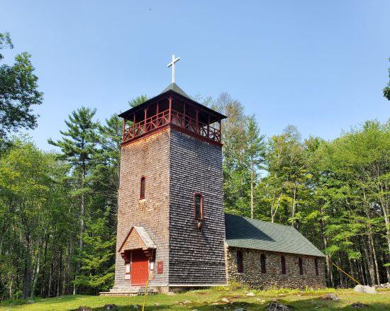 Visit to St John's and Fairy Houses on Bear Island