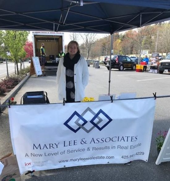 Mary Lee Real Estate Earth Day Recycling Event 2018