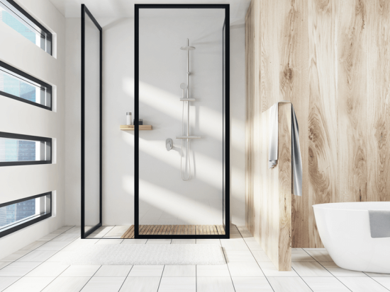 The Latest Bathroom Decorating Trends