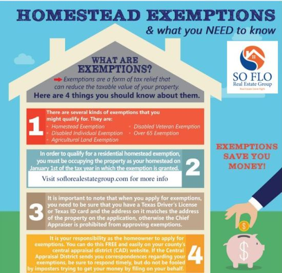What is a Homestead Exemption and When May I file for it?