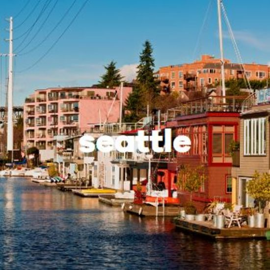 Seattle Neighborhoods made the top 20 in the nation