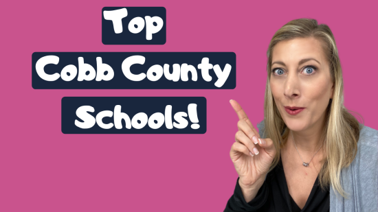 Cobb County Schools / Jennifer Re Homes