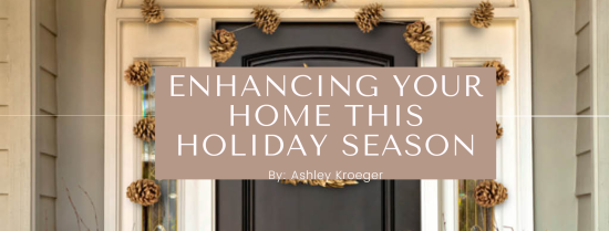 How to Enhance Your Home's Exterior for the Holidays