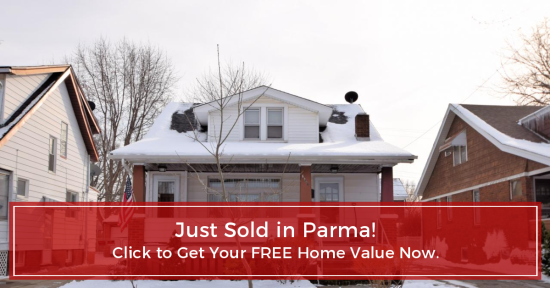 JUST SOLD! 6803 Gilbert Ave. Parma, OH. 44129
