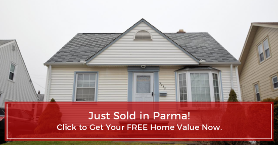 JUST SOLD! 5232 Roseside Dr. Parma, OH. 44134