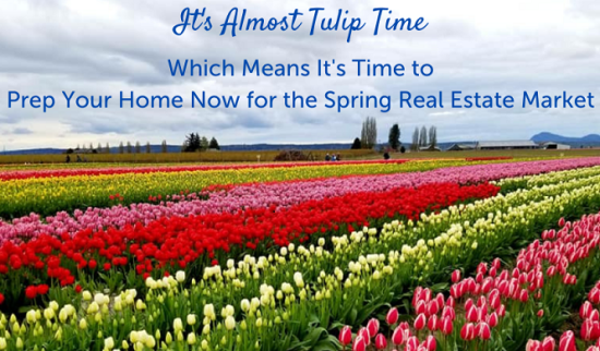 Prep your home now for the Spring Real Estate Market