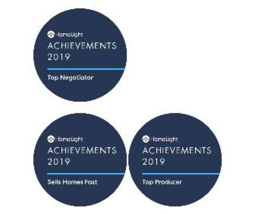 Top Negotiator – HomeLight Achievements