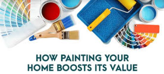 Here's how painting your home could boost its value