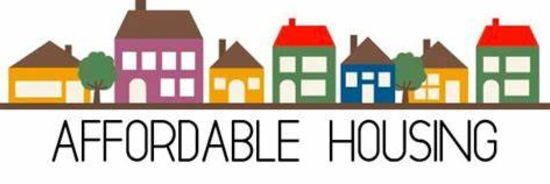 Stimulus Package – Affordable Housing