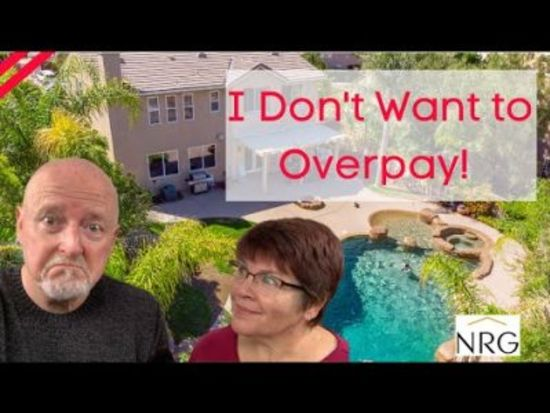 Home Buyers Don't Want to Overpay