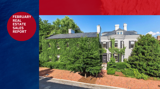 February 2020 Washington, DC Real Estate Market Report