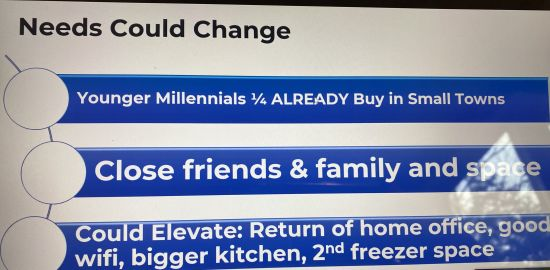 Will what people want in their home change after Covid19?