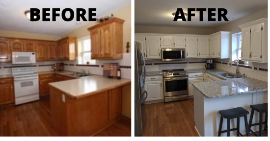Raymore, MO Kitchen Remodel