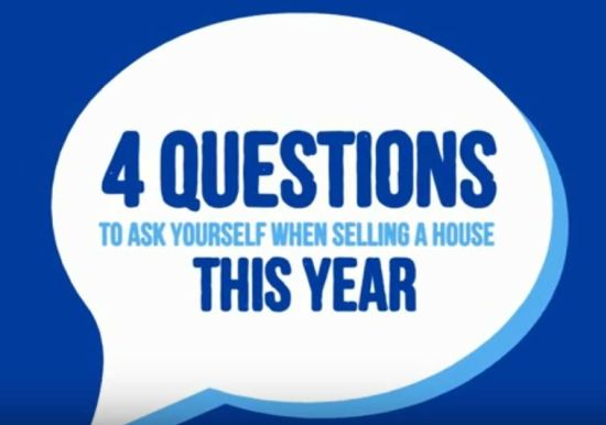 4 Questions To Ask Yourself When Selling A House This Year!
