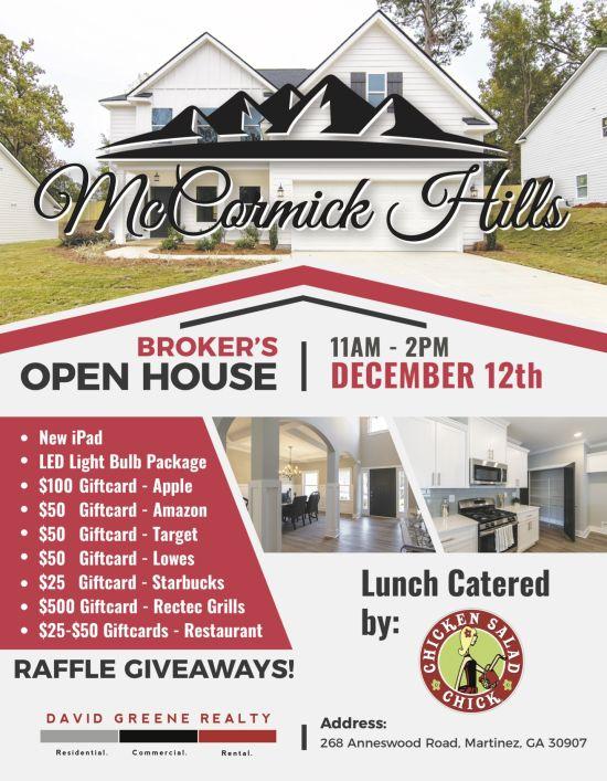 Broker's Open at McCormick Hills