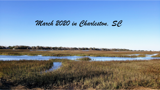 March 2020 Charleston Event Calendar and Real Estate Update