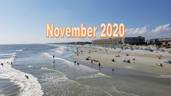 November 2020 Charleston Newsletter and Real Estate Update