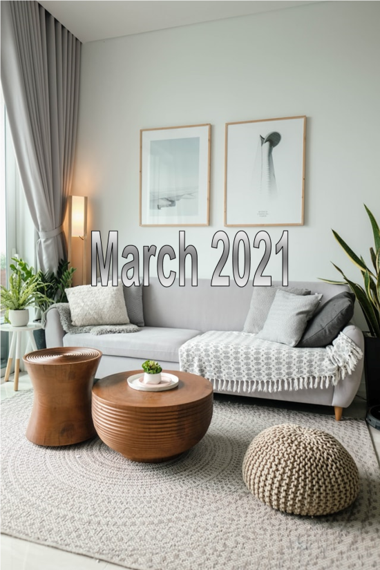 March 2021 Charleston Newsletter and Real Estate Update