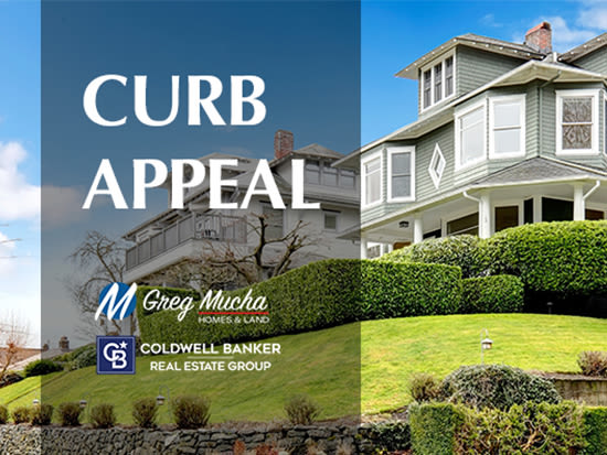 Add Curb Appeal To Sell Your Home