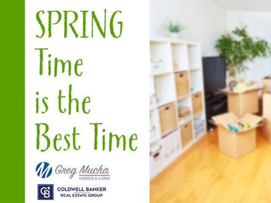 Spring Time is the Best Time for Selling Your Home