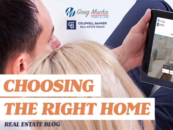 Choose The Right Home For Your Family