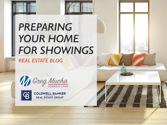 Preparing Your Home For Showings